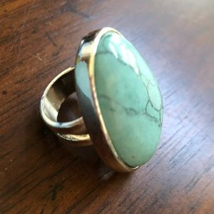 Free People Turquoise Ring